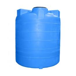 Пластиковая емкость 10000 л с крышкой