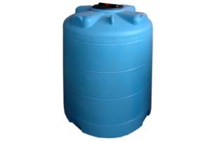 Пластиковая емкость 2000 л для хранения жидкостей плотностью не более гр/см3