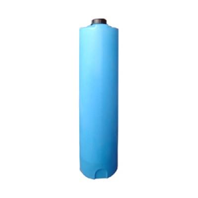 Пластиковая емкость 410 л с крышкой 150 мм