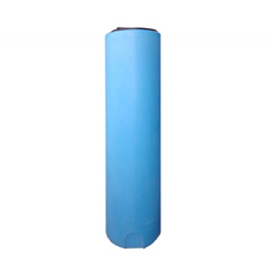Пластиковая емкость 410 л с крышкой 380 мм