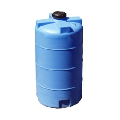 Пластиковая емкость 560 л с крышкой 150 мм