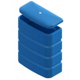 Пластиковые прямоугольные баки с крышкой