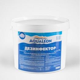 Дезинфектор БСХ (быстрый стаб. хлор в гранулах) 10 кг