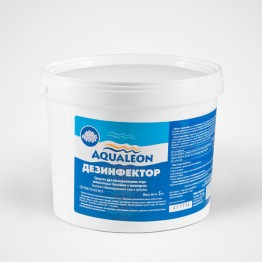 Дезинфектор БСХ (быстрый стаб. хлор в гранулах) 5 кг