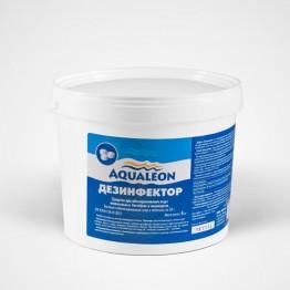 Дезинфектор БСХ (быстрый стаб. хлор в таблетках 20 г) 4 кг