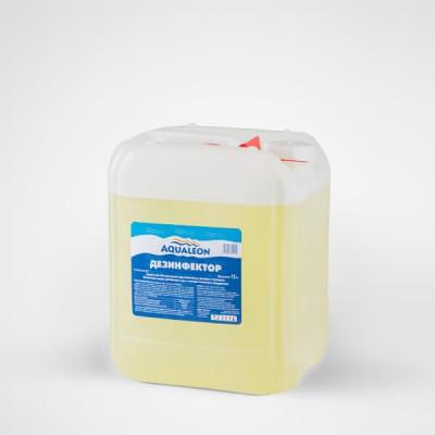Дезинфектор (жидкий) 12 кг (Гипохлорит натрия)
