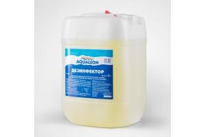 Дезинфектор (жидкий) 33кг (Гипохлорит натрия)