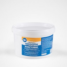 Коагулянт (картриджи по 5 таблеток 25 г) 1,5 кг
