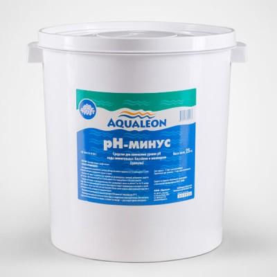 pH-минус (гранулы) 25 кг