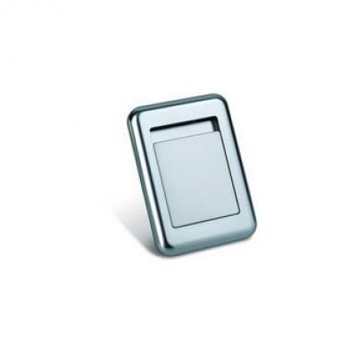 2003 Пневморозетка S-klasse пластик мат хром