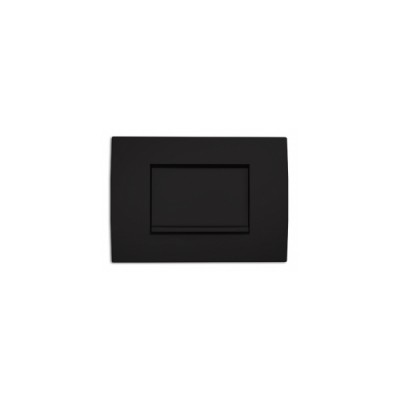 2020120 Пневморозетка E-klasse Vimar Astra пластик черная