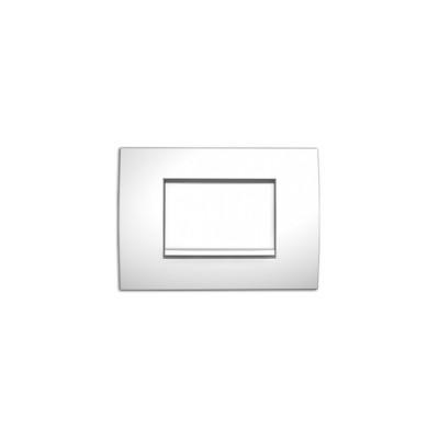 2020121 Пневморозетка E-klasse Vimar Astra пластик белая