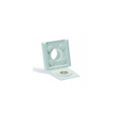 351010P Пневморозетка R-klasse Control пластик белая