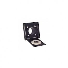 351500 Пневморозетка R-klasse Control пластик черная