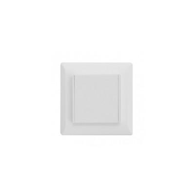 353315 Пневморозетка R-klasse IntelSys Hager Line пластик белая