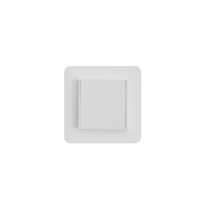 353316 Пневморозетка R-klasse IntelSys Hager Trend пластик белая