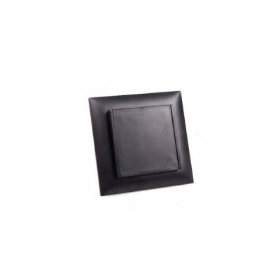 353414 Пневморозетка R-klasse IntelSys Feller пластик черная