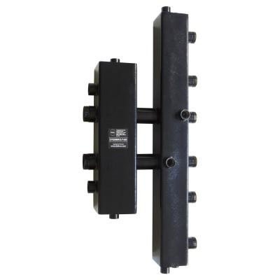 Гидравлический разделитель модульного типа вертикальный DIAL STEEL GRM V 3х100