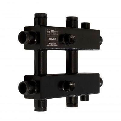 Модуль распределительный коллекторный DIAL STEEL MRK 3х60