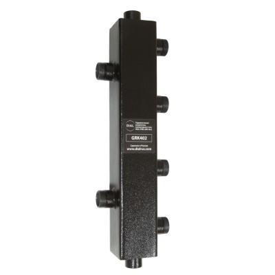 Гидравлический разделитель коллекторного типа DIAL STEEL GRK 40х2