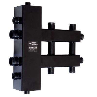Гидравлический разделитель модульного типа DIAL STEEL GRM 3x100