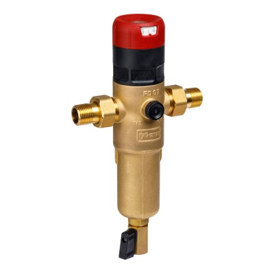 Сетчатый фильтр с редуктором давления Goetze FD07-3/4H (SP)