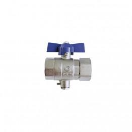 Шаровый кран KF20-M10-RL