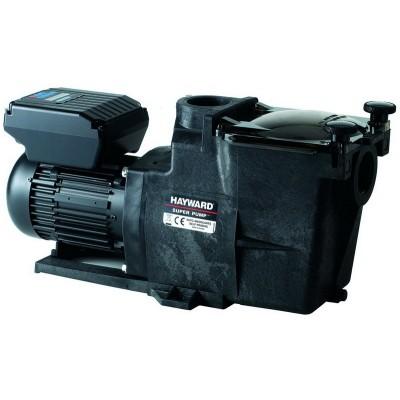 Насос c префильтром SUPER PUMP VS с переменной скоростью 600-3000 об/мин, 1,24 кВт, 220В