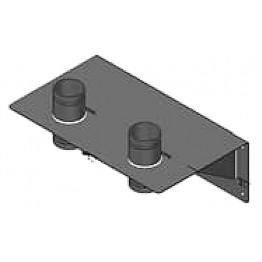 Консоль для монтажа отдельно стоящей насосной группы FL-UK/MK на стене