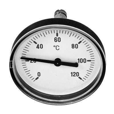 Осевой термометр