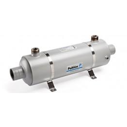 Теплообменник горизонтальный 28 кВт HI-FLO TITANIUM