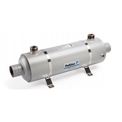 Теплообменник горизонтальный 40 кВт HI-FLO TITANIUM