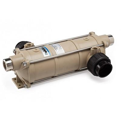 Теплообменник вертикальный пластиковый 40 кВт HI-TEMP TITANIUM