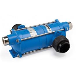 Теплообменник вертикальный пластиковый 75 кВт HI-TEMP