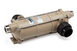Теплообменник вертикальный пластиковый 75 кВт HI-TEMP TITANIUM