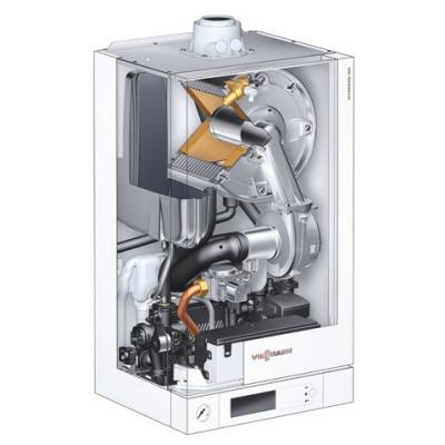 Конденсационный настенный газовый котел Vitodens 100-W