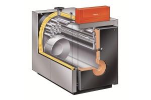 Низкотемпературный котел Vitoplex 100
