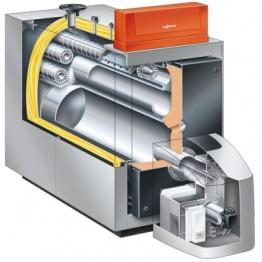 Низкотемпературный водогрейный котел Vitoplex 300