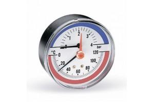 Термоманометры аксиальные F+R818 (TMAP)