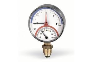 Термоманометры радиальные F+R828 (TMRP)