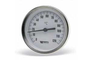Термометр F+R801 OR (TAS) биметаллический с погружной гильзой