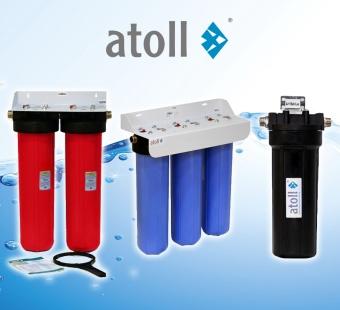 Компания ДОМИОН является официальным дилером «atoll»